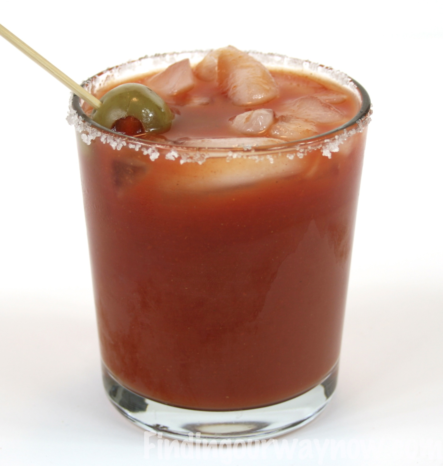 Bloody Mary: Recipe - Finding Our Way Now