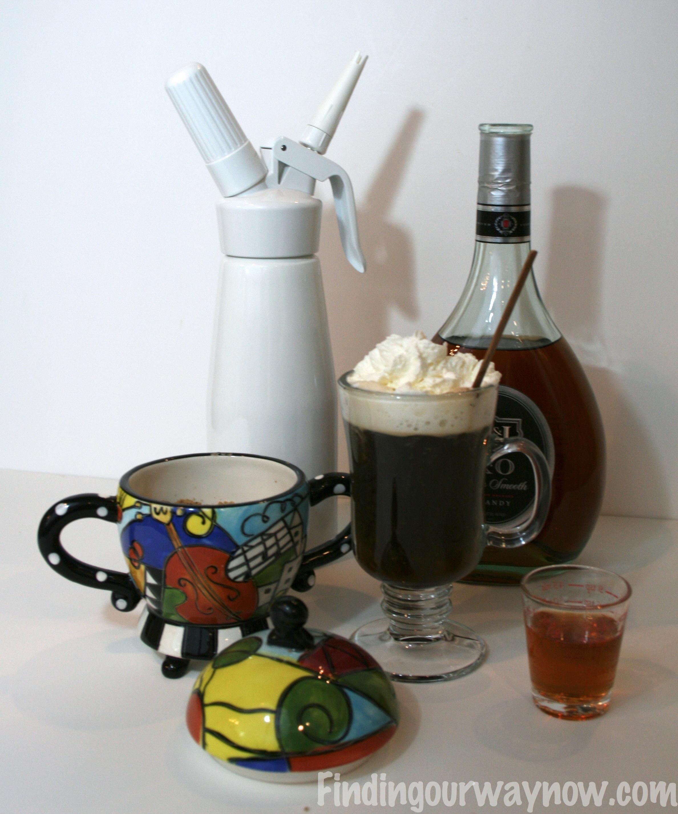 The Original Irish Coffee: Recipe