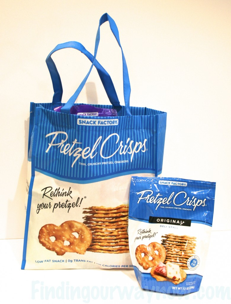 Pretzel Crisps Snack Factory, findingourwaynow.com
