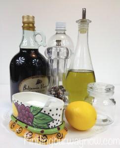 Homemade Vinaigrette Dressing, findingourwaynow.com