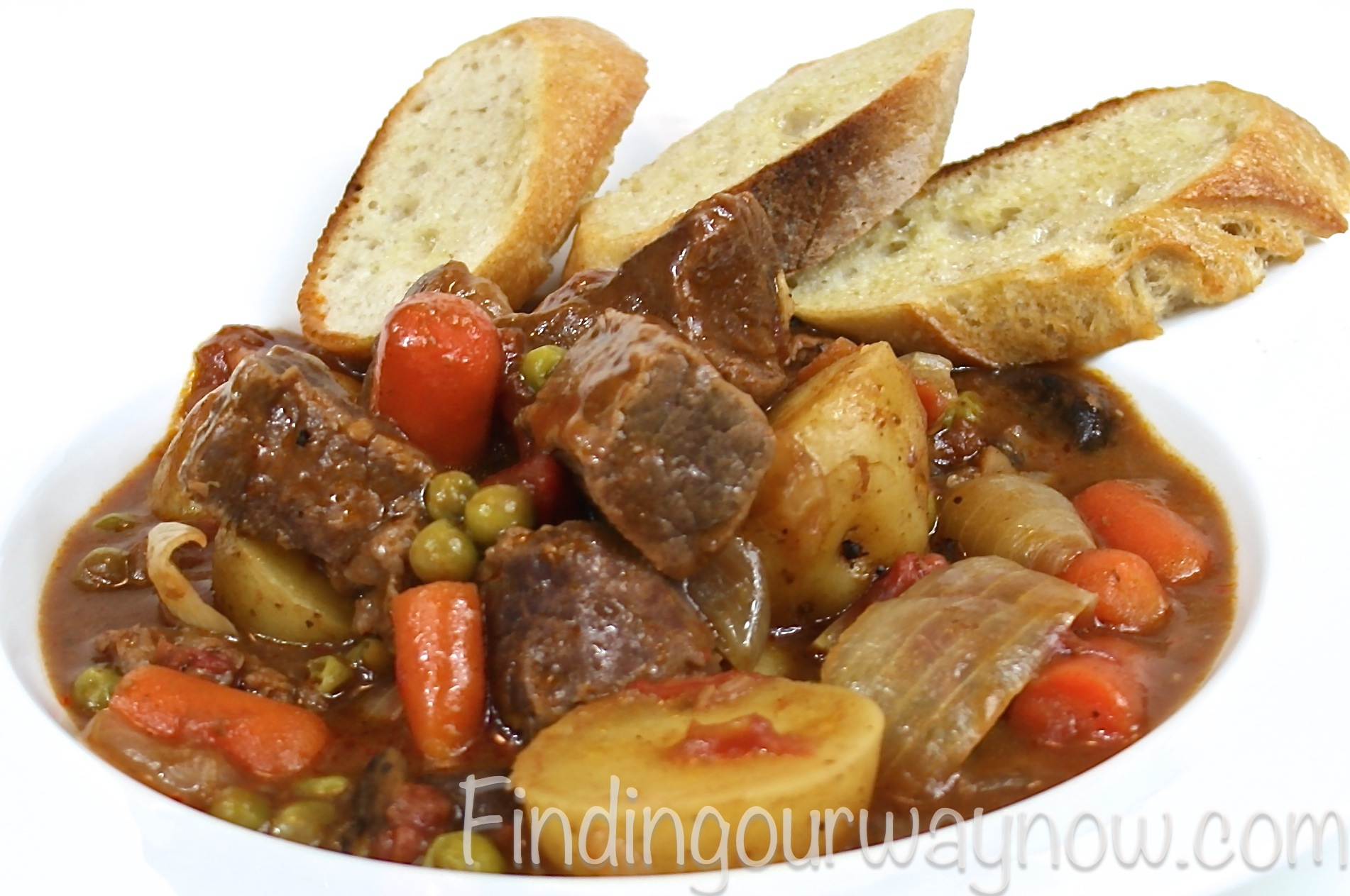 Easy Beef Stew: #Recipe - Finding Our Way Now